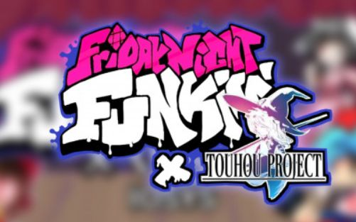 Fox's Touhou Pack FnF Mod